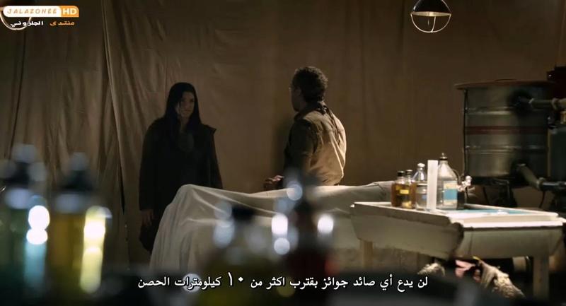 حصريا فيلم الاكشن والخيال الرائع Scorched Earth (2018) 720p BluRay مترجم بنسخة البلوري 456
