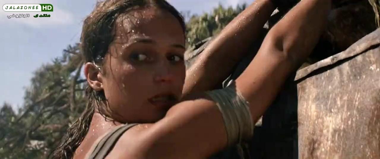 حصريا فيلم الاكشن والمغامرة والدراما المنتظر بقوة Tomb Raider (2018) 720p WEB-DL مترجم بنسخة الويب ديل 5104