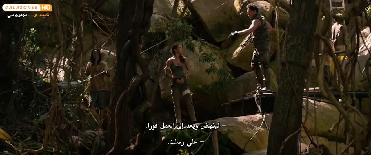 حصريا فيلم الاكشن والمغامرة والدراما المنتظر بقوة Tomb Raider (2018) 720p BluRay مترجم بنسخة البلوري 6112