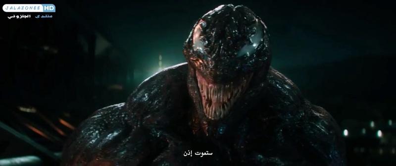 حصريا فيلم الاكشن والخيال المنتظر بقوة Venom (2018) 720p HDRip مترجم بنسخة الاتش دي 7111
