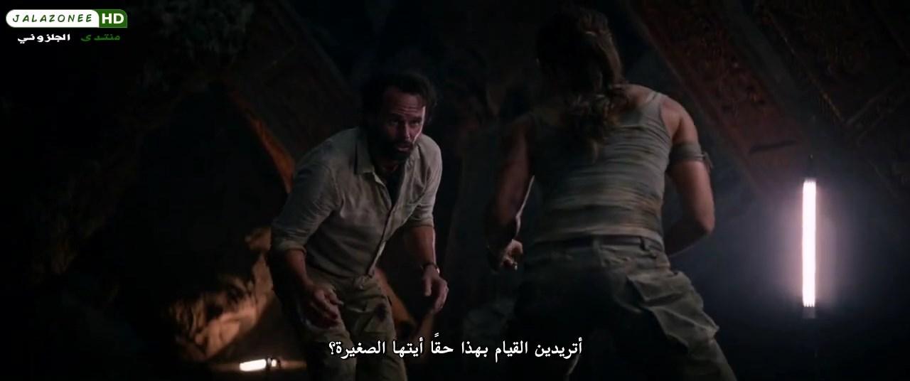 حصريا فيلم الاكشن والمغامرة والدراما المنتظر بقوة Tomb Raider (2018) 720p WEB-DL مترجم بنسخة الويب ديل 896