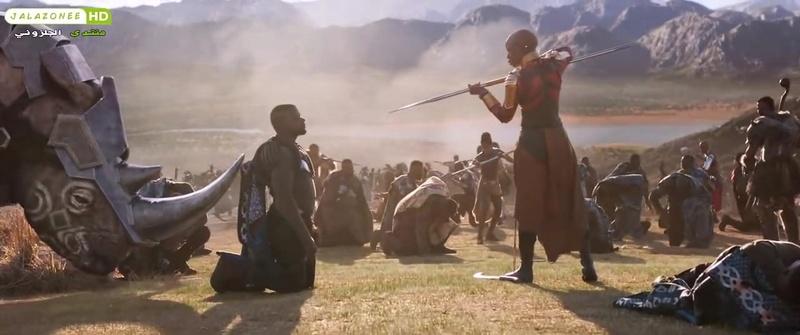 حصريا فيلم الاكشن والمغامرة والخيال المنتظر Black Panther (2018) 720p BluRay مترجم بنسخة البلوري 972
