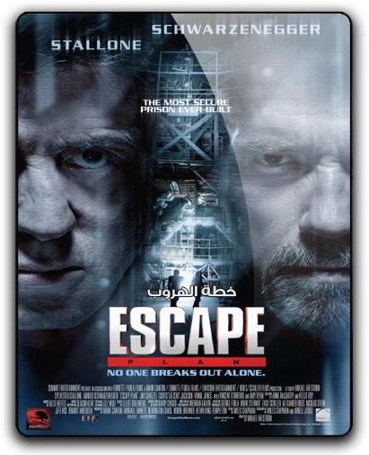 فيلم الاكشن والجريمة والغموض الرهيب Escape Plan (2013)  720p BluRay مترجم بنسخة البلوري _ouu10