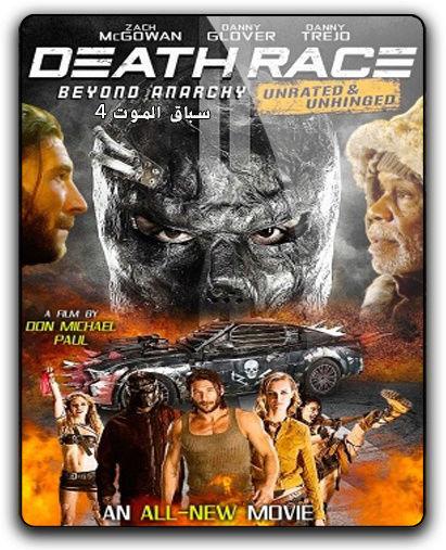 حصريا فيلم الاكشن الجميل Death Race 4 Beyond Anarchy (2018) 720p HDRip مترجم بنسخة الاتش دي I10