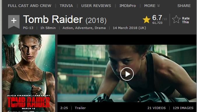 حصريا فيلم الاكشن والمغامرة والدراما المنتظر بقوة Tomb Raider (2018) 720p BluRay مترجم بنسخة البلوري Ice_sc17