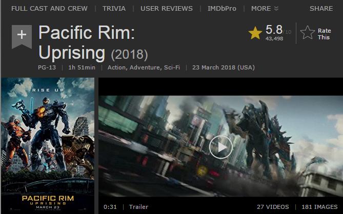 حصريا فيلم الاكشن والمغامرة والخيال المنتظر Pacific Rim Uprising (2018) 720p BluRay مترجم بنسخة البلوري Ice_sc25