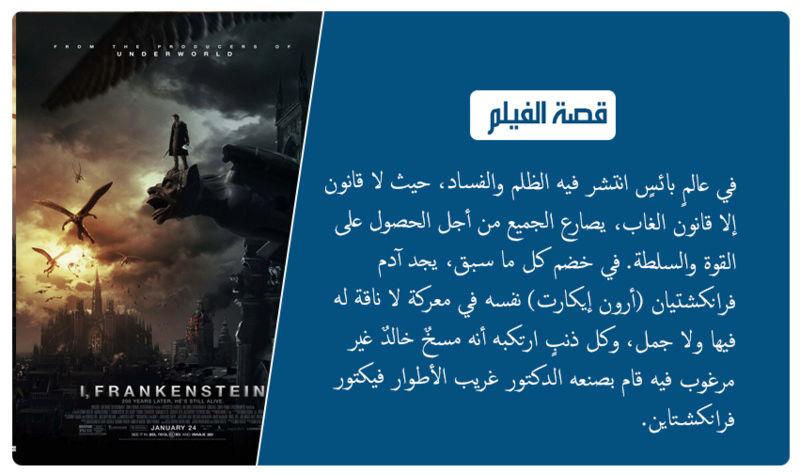 فيلم الاكشن والفنتازي والرعب الرهيب I, Frankenstein (2014) 720p BluRay مترجم بنسخة البلوري Nnn36