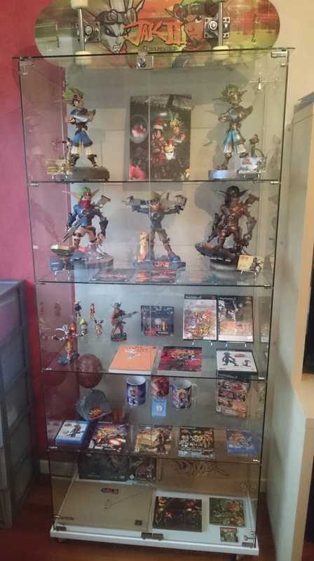Collection jak and daxter  Dsc_0313