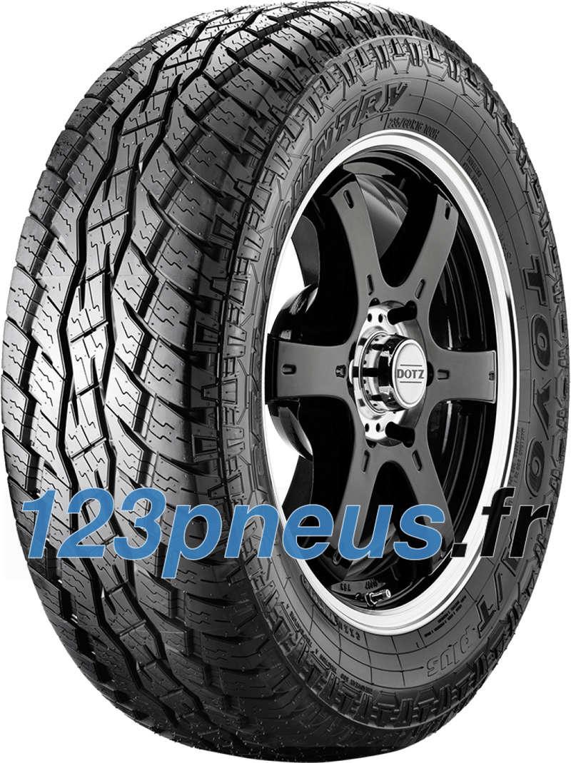 quels pneus jante réhausse pour un cherokee kj? Profil10