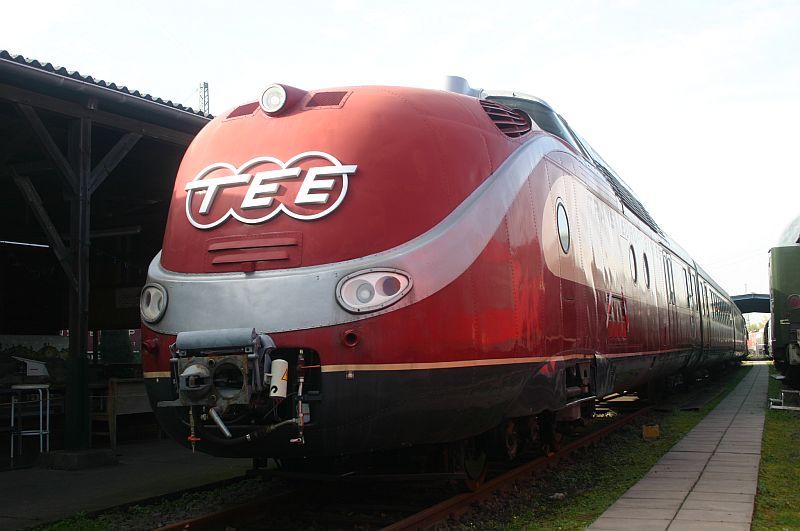 Kleiner Besuch im Eisenbahnmuseum Koblenz am 19.10.17 1011