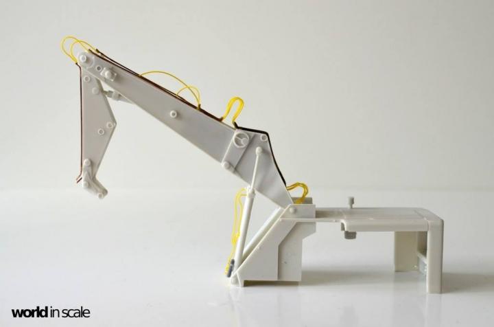 """WEIMAR T174-2 """"Fortschritt"""" - 1/35 by Balaton Modell 1016"""
