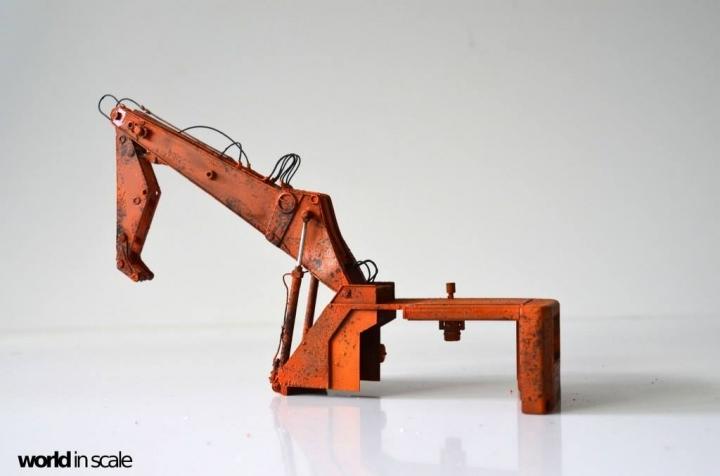 """WEIMAR T174-2 """"Fortschritt"""" - 1/35 by Balaton Modell 10n10"""