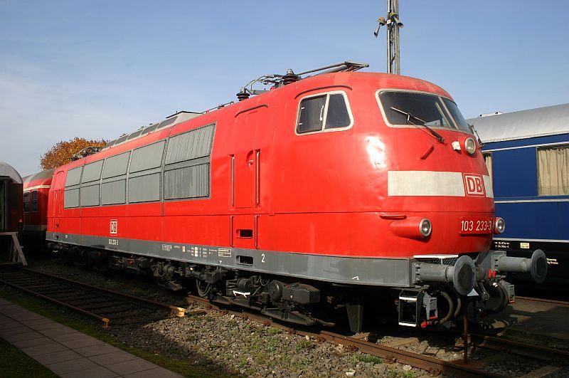 Kleiner Besuch im Eisenbahnmuseum Koblenz am 19.10.17 1110