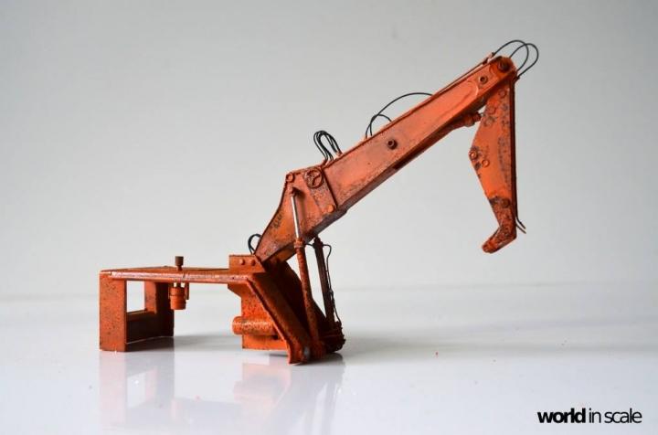 """WEIMAR T174-2 """"Fortschritt"""" - 1/35 by Balaton Modell 1116"""
