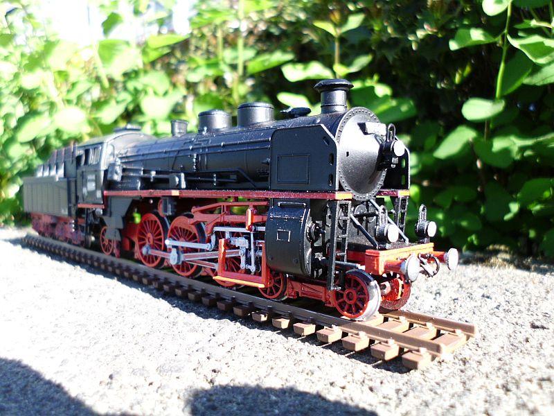 Revell 02168 - Baureihe 18.5 mit Langlauftender 1/87 - Fertig - Seite 2 1127