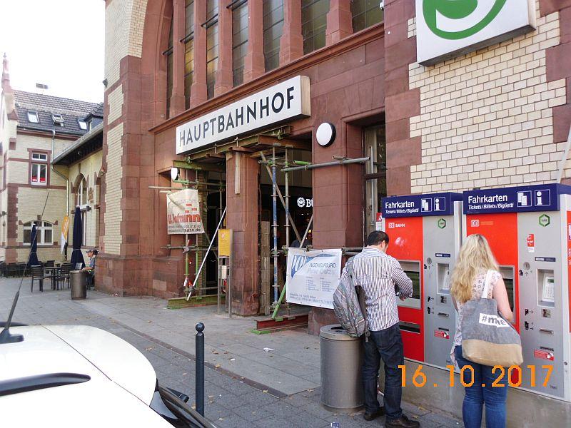 """Lok 1 """" Friedrich"""", ehem. Lok der Hasper Hütte auf dem Wittener Hauptbahnhof 113"""