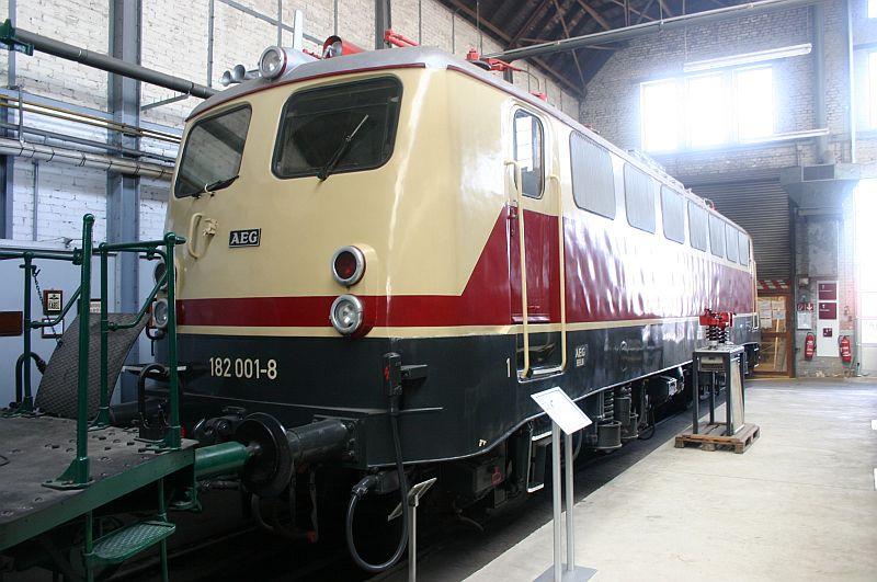 Kleiner Besuch im Eisenbahnmuseum Koblenz am 19.10.17 1210