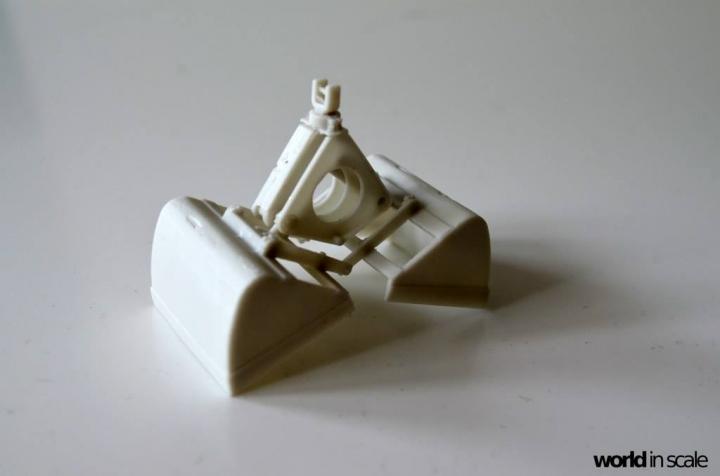 """WEIMAR T174-2 """"Fortschritt"""" - 1/35 by Balaton Modell 1214"""