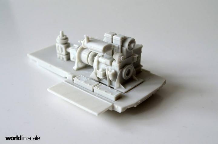 """WEIMAR T174-2 """"Fortschritt"""" - 1/35 by Balaton Modell 127"""