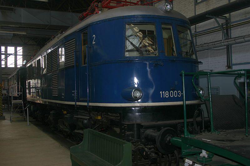 Kleiner Besuch im Eisenbahnmuseum Koblenz am 19.10.17 1410