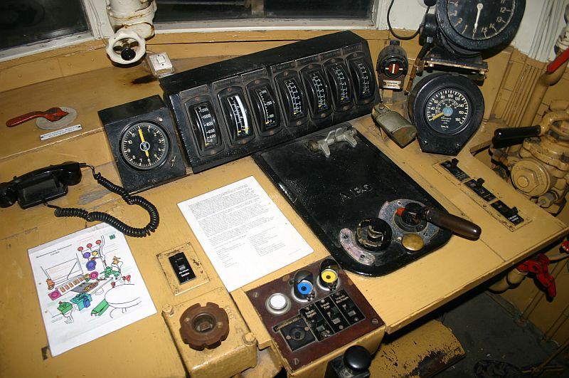 Kleiner Besuch im Eisenbahnmuseum Koblenz am 19.10.17 14a10