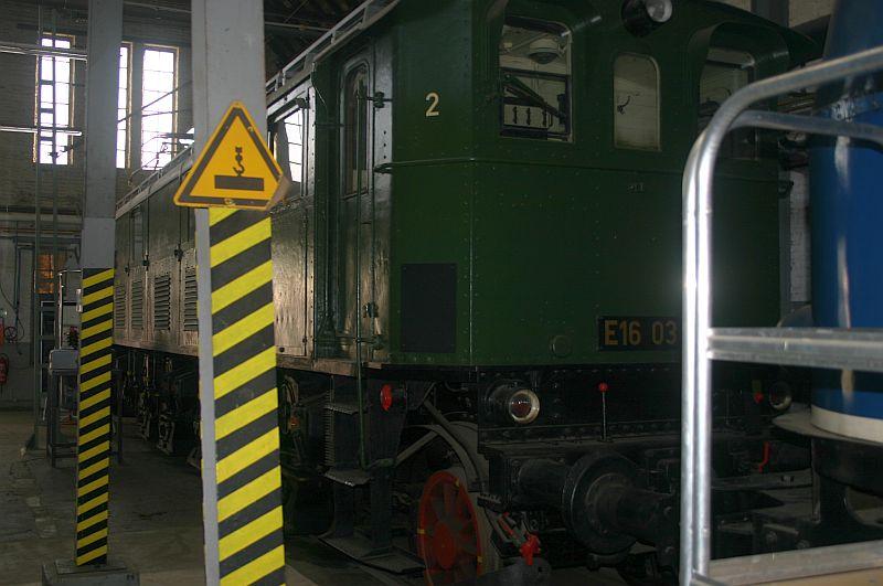 Kleiner Besuch im Eisenbahnmuseum Koblenz am 19.10.17 1510