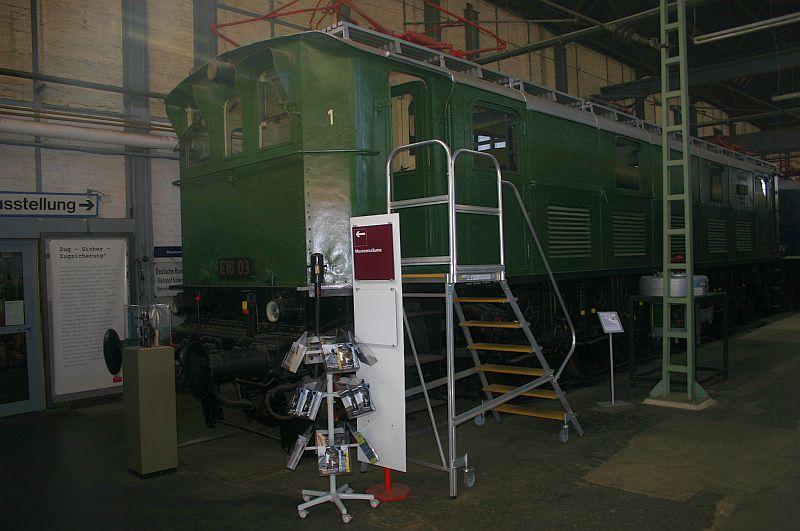 Kleiner Besuch im Eisenbahnmuseum Koblenz am 19.10.17 15a10