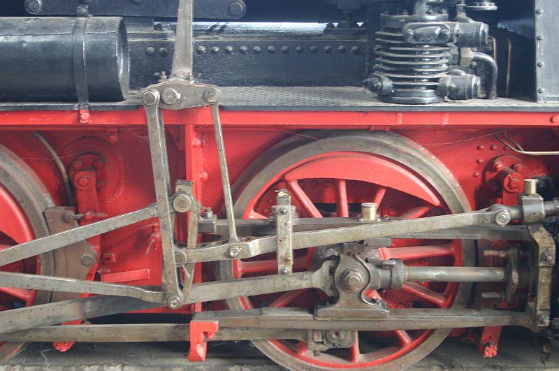 Kleiner Besuch im Eisenbahnmuseum Koblenz am 19.10.17 16a10