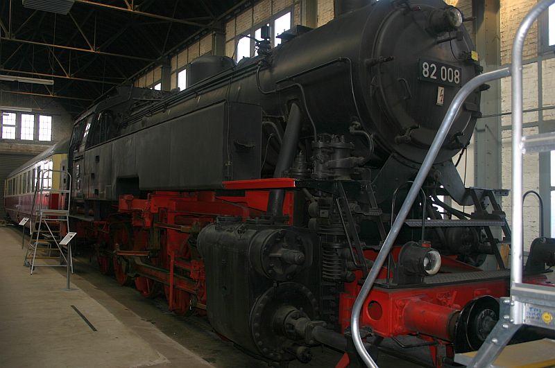 Kleiner Besuch im Eisenbahnmuseum Koblenz am 19.10.17 1810