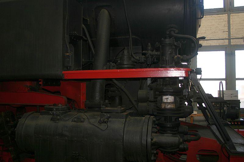 Kleiner Besuch im Eisenbahnmuseum Koblenz am 19.10.17 18a10