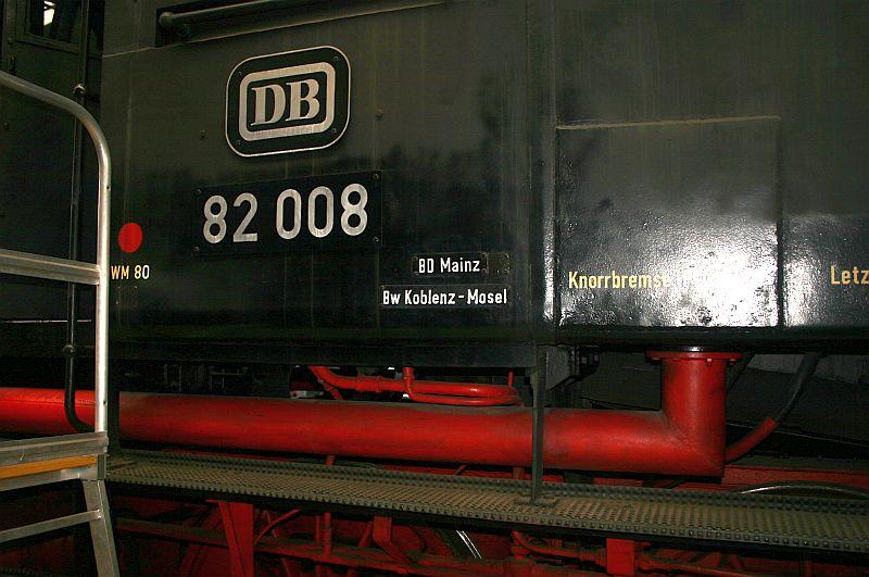 Kleiner Besuch im Eisenbahnmuseum Koblenz am 19.10.17 18b10