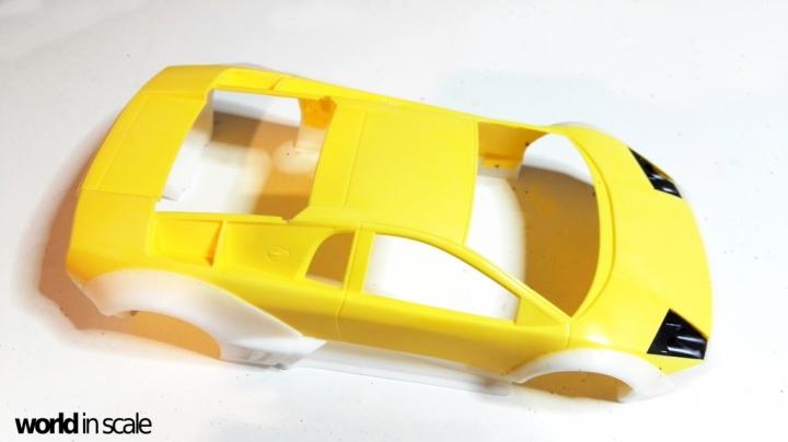 "Lamborghini Murciélago ""LIBERTY WALK"" (LB PERFORMANCE) - 1/24 by Fujimi, Eigthyo 220"