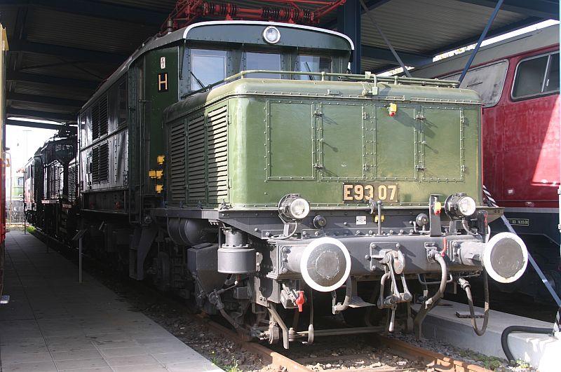 Kleiner Besuch im Eisenbahnmuseum Koblenz am 19.10.17 2210