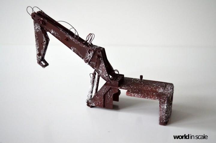 """WEIMAR T174-2 """"Fortschritt"""" - 1/35 by Balaton Modell 228"""