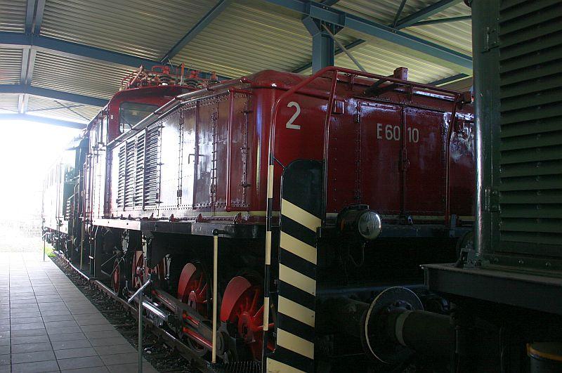 Kleiner Besuch im Eisenbahnmuseum Koblenz am 19.10.17 2310