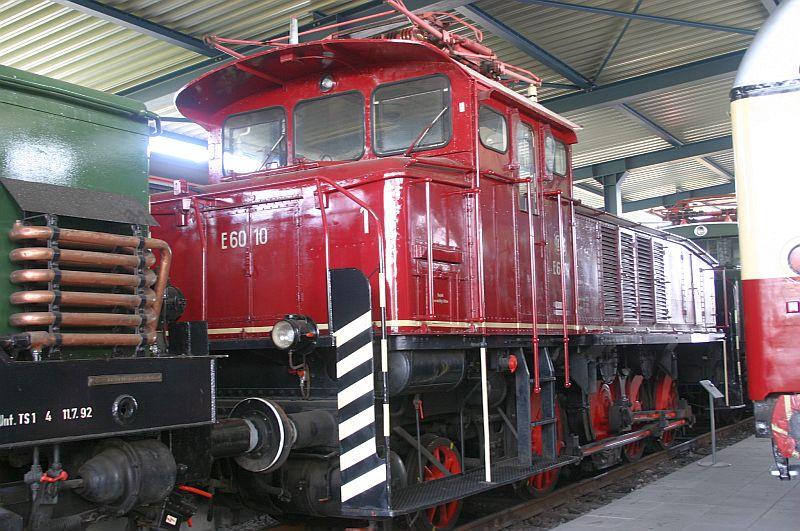 Kleiner Besuch im Eisenbahnmuseum Koblenz am 19.10.17 23a10