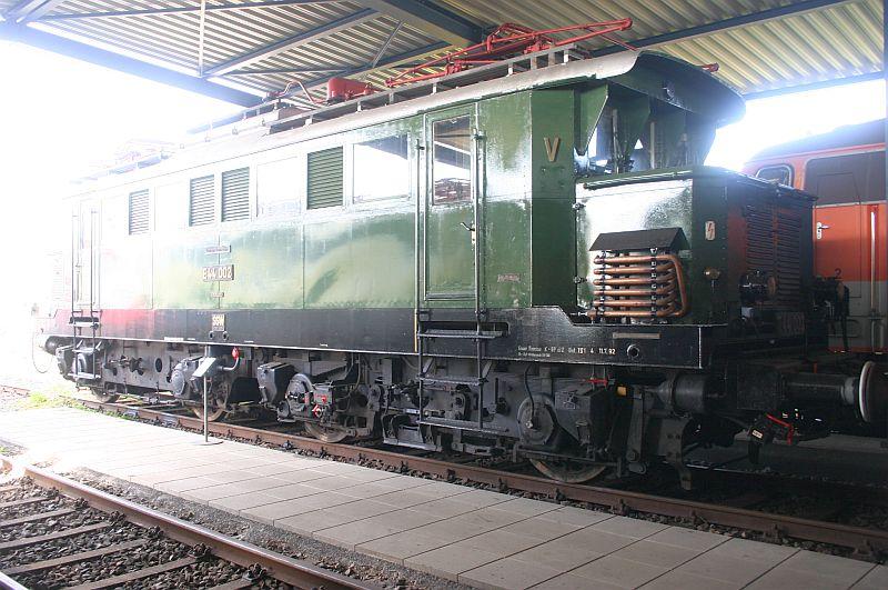 Kleiner Besuch im Eisenbahnmuseum Koblenz am 19.10.17 2410