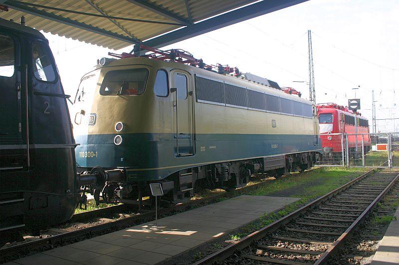 Kleiner Besuch im Eisenbahnmuseum Koblenz am 19.10.17 2510