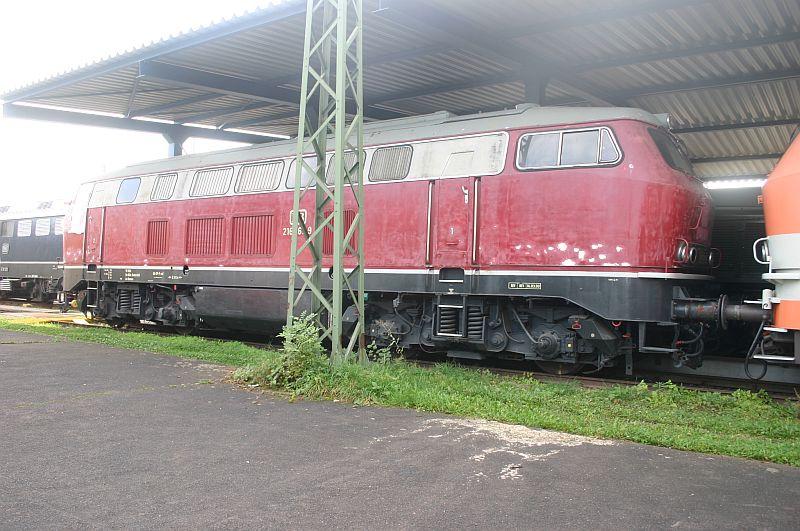 Kleiner Besuch im Eisenbahnmuseum Koblenz am 19.10.17 2810