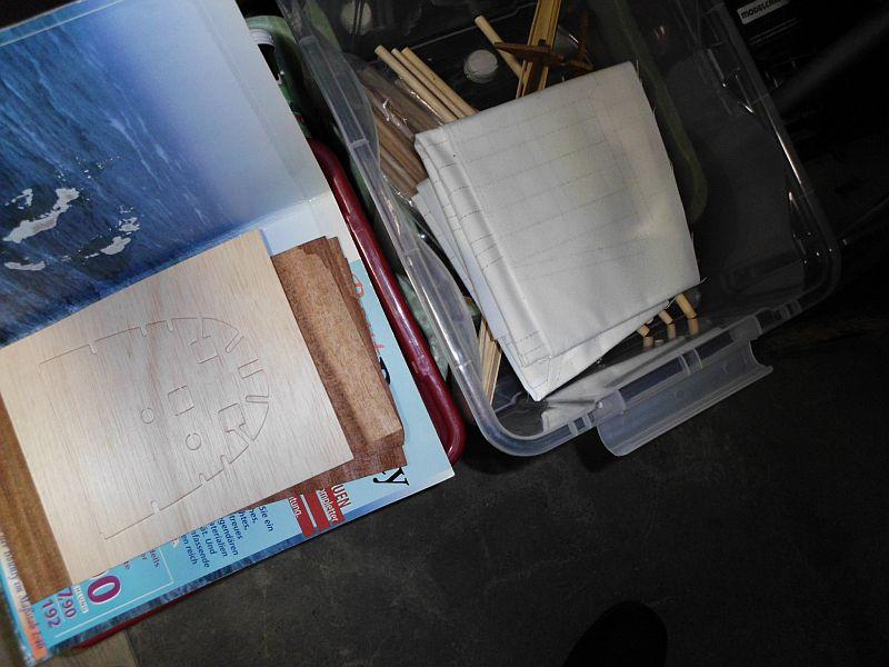 DelPrado - HMAV Bounty 1:46 (Weiter)Baubericht 299