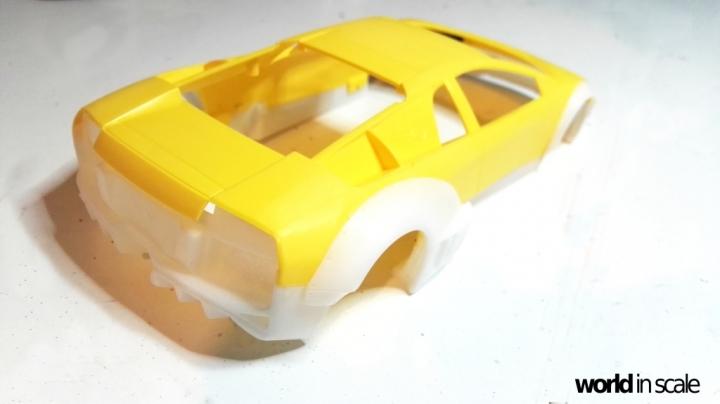 "Lamborghini Murciélago ""LIBERTY WALK"" (LB PERFORMANCE) - 1/24 by Fujimi, Eigthyo 320"