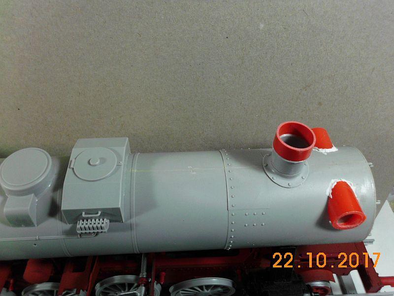 Dampflok 50kab auf Basis Trumpeter BR 52 in 1/35 - Baubericht - Seite 3 324