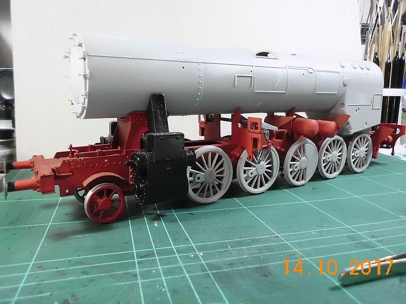 Dampflok 50kab auf Basis Trumpeter BR 52 in 1/35 - Baubericht - Seite 3 410