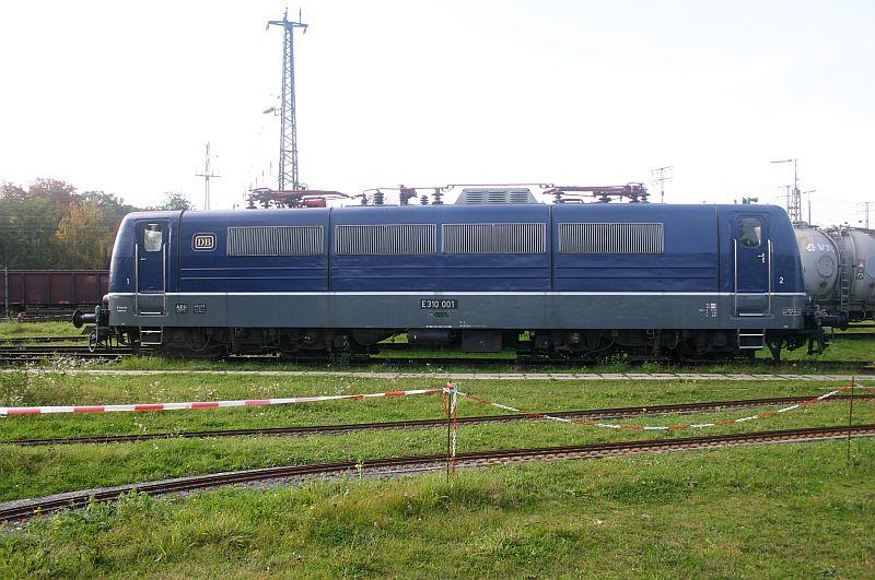 Kleiner Besuch im Eisenbahnmuseum Koblenz am 19.10.17 412