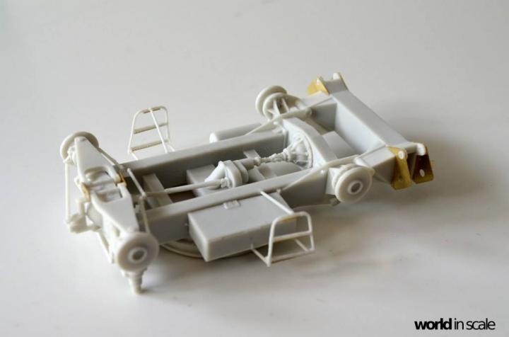 """WEIMAR T174-2 """"Fortschritt"""" - 1/35 by Balaton Modell 422"""