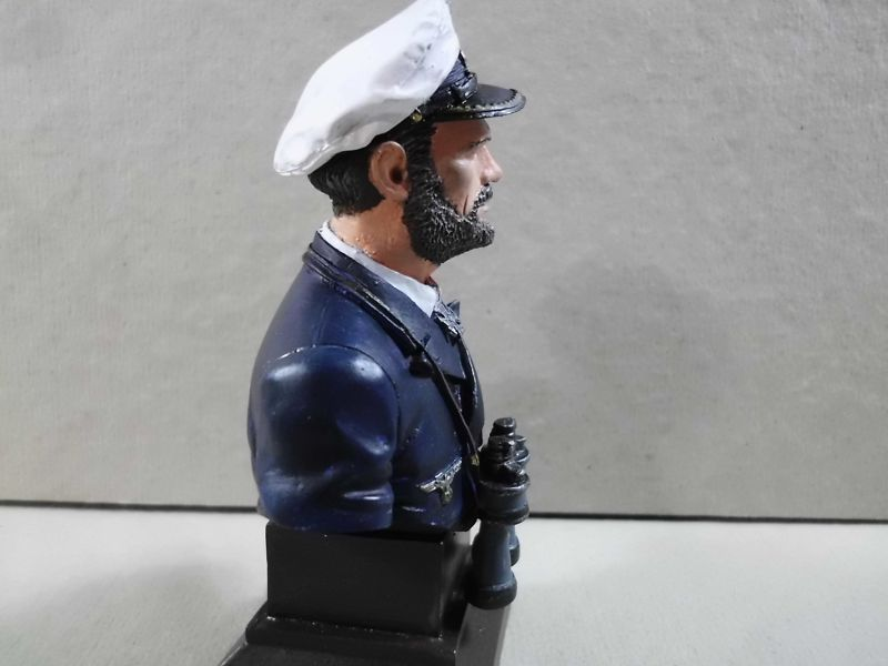 Andrea S9-B14 U-Boat Commander - Resin-Büste 1/10 - Galerie 458