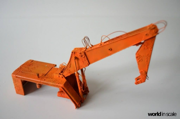 """WEIMAR T174-2 """"Fortschritt"""" - 1/35 by Balaton Modell 4n11"""