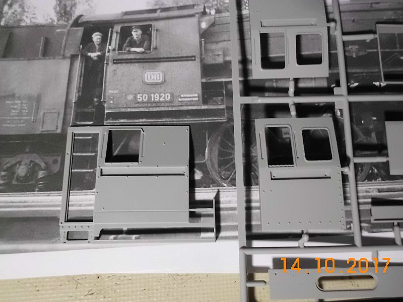 Dampflok 50kab auf Basis Trumpeter BR 52 in 1/35 - Baubericht - Seite 3 510