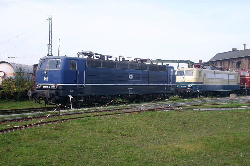 Kleiner Besuch im Eisenbahnmuseum Koblenz am 19.10.17 512