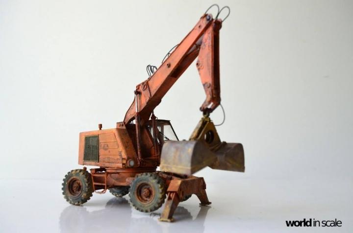 """WEIMAR T174-2 """"Fortschritt"""" - 1/35 by Balaton Modell 520"""